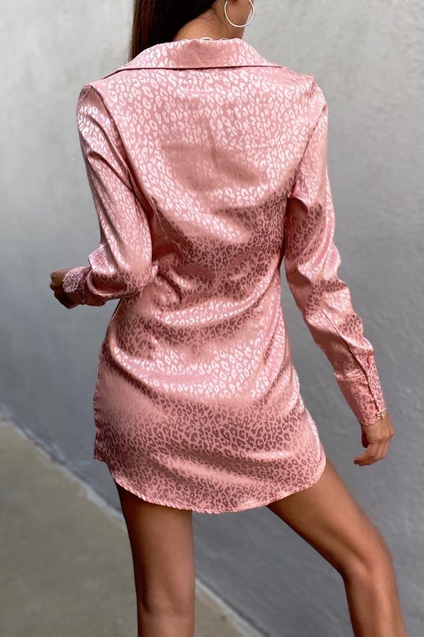 RUBY ROSE DRESS - ROSE